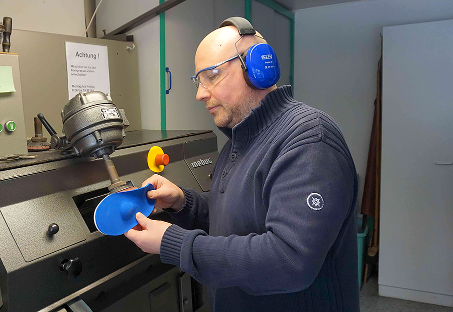 Orthopädie Service, Schuhe und Einlagen in Emmendingen - Grafmüller